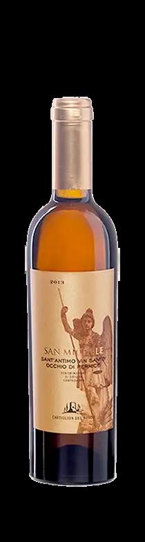 san michele castiglion del bosco vin santo