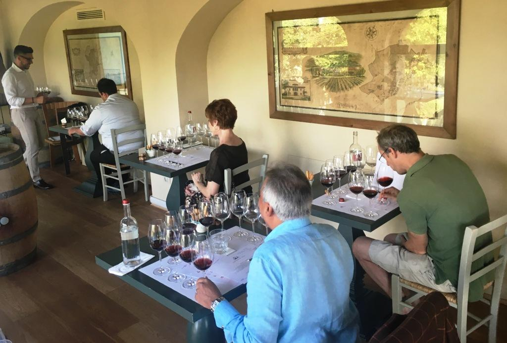 Day 1 Barolo Brunello Masterclass 14
