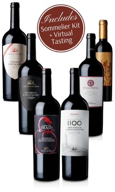 Wine Experience Tasting Pack