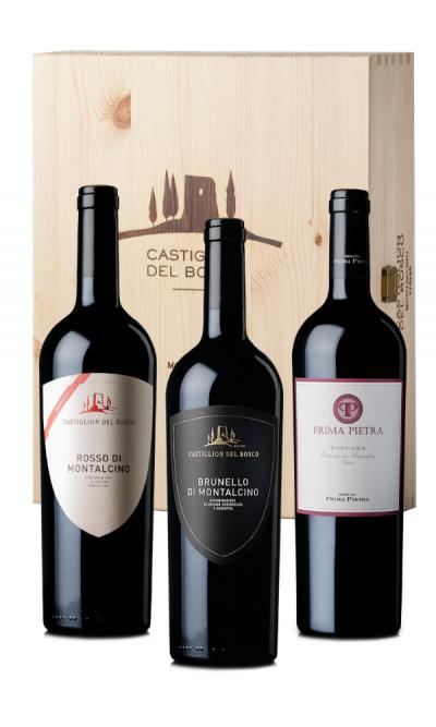 Discover Montalcino & Riparbella